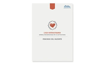 Immagine della brochure per pazienti con S-ICD